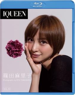 IQUEEN Vol.10 篠田麻里子